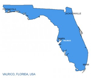 Florida outline